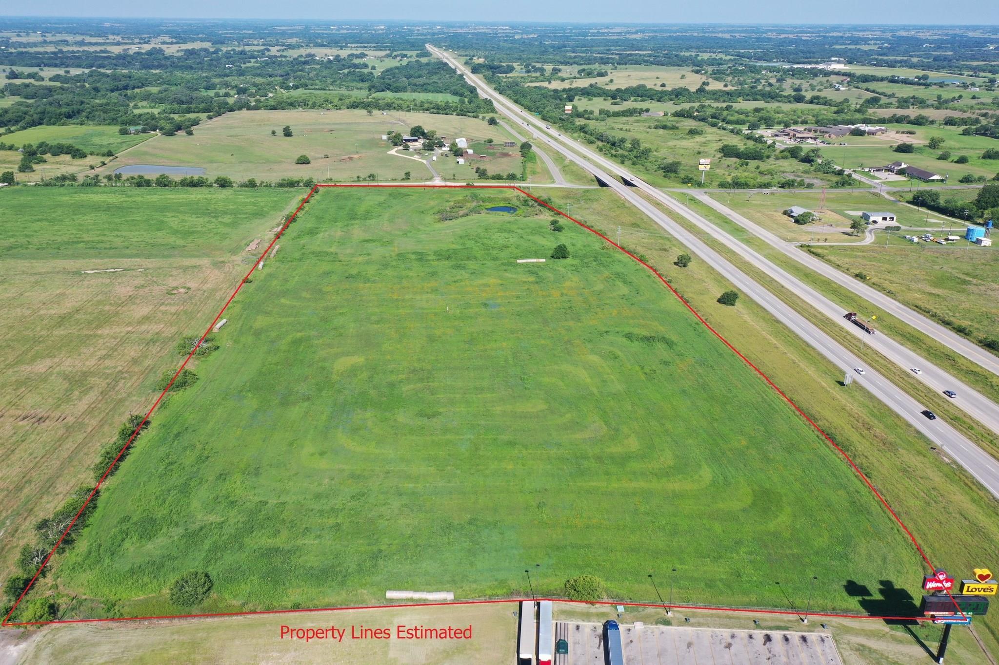 000 (26 Acres) I-10 Property Photo