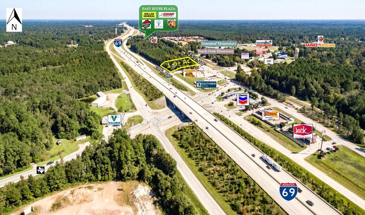 1 Highway 59 Highway N Property Photo - Splendora, TX real estate listing
