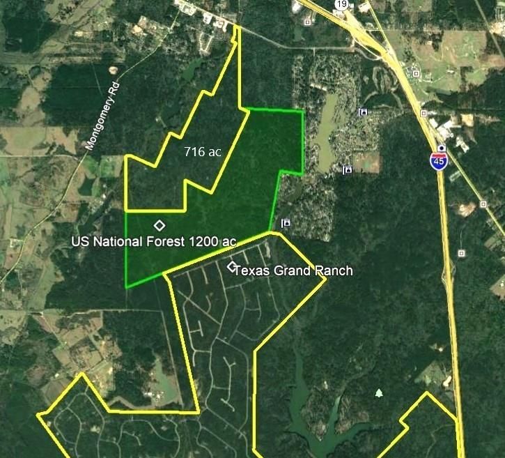 TBA Veterans Memorial Pkwy Property Photo - Huntsville, TX real estate listing