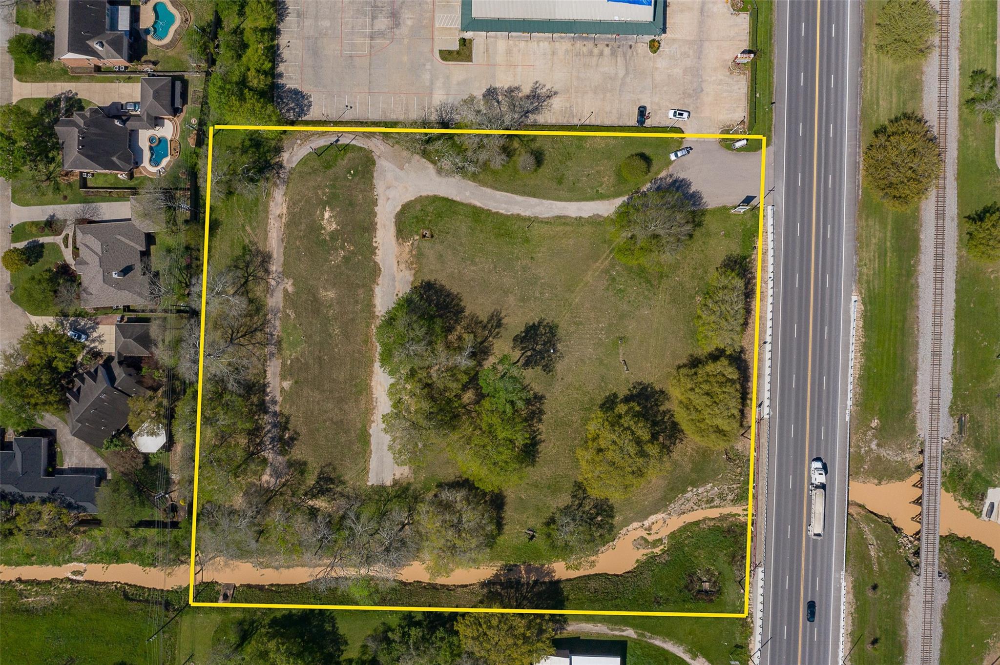 6001 Highway Boulevard Property Photo - Katy, TX real estate listing