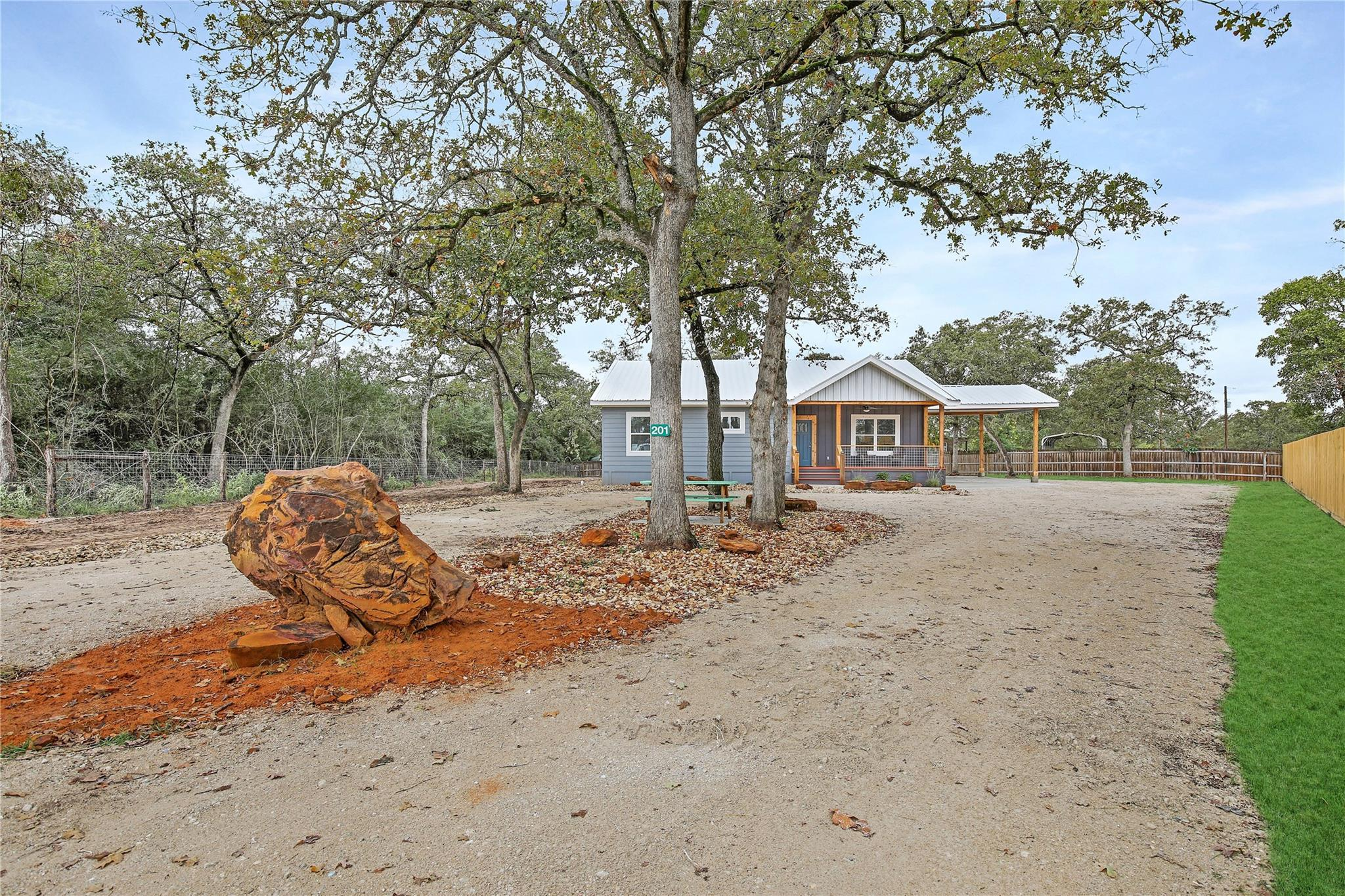 201 Northwood Drive Property Photo - Somerville, TX real estate listing
