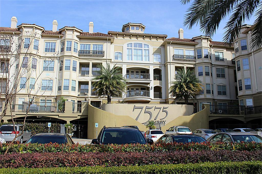 7575 Kirby Drive #3402 Property Photo - Houston, TX real estate listing