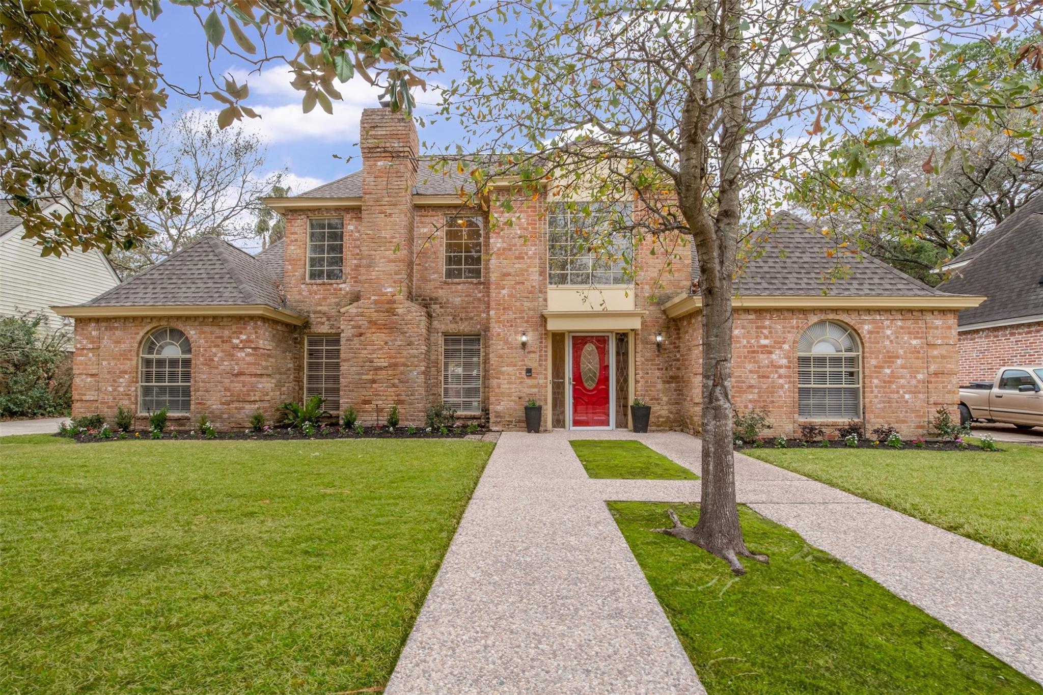 1830 Saddlecreek Drive Property Photo - Houston, TX real estate listing