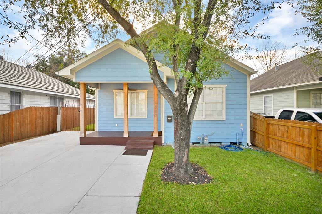 1809 Lewis Street, Houston, TX 77009 - Houston, TX real estate listing