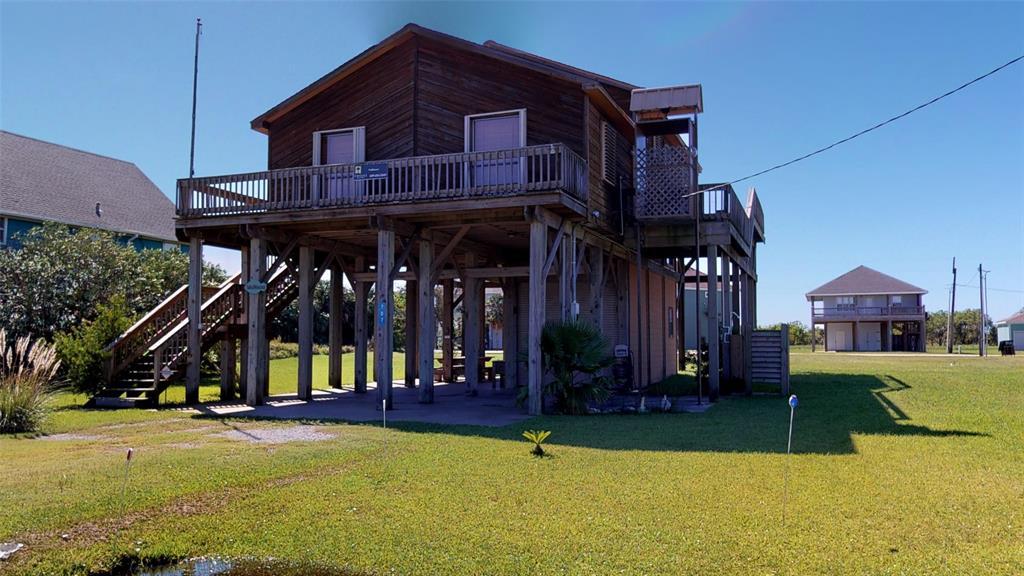 707 Salt Cedar Lane, Port Bolivar, TX 77650 - Port Bolivar, TX real estate listing