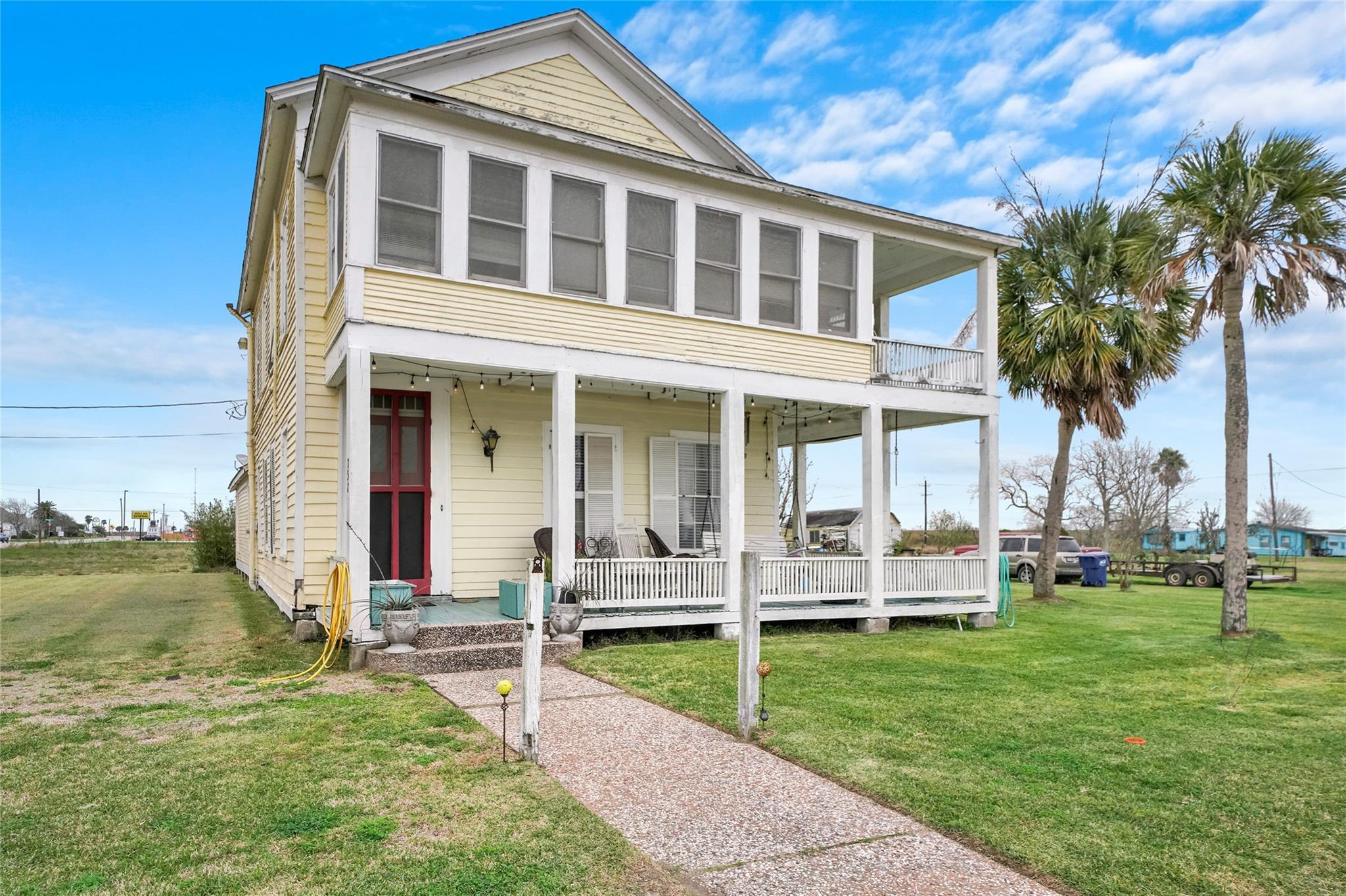 751 Catalpa Street Street Property Photo - Matagorda, TX real estate listing