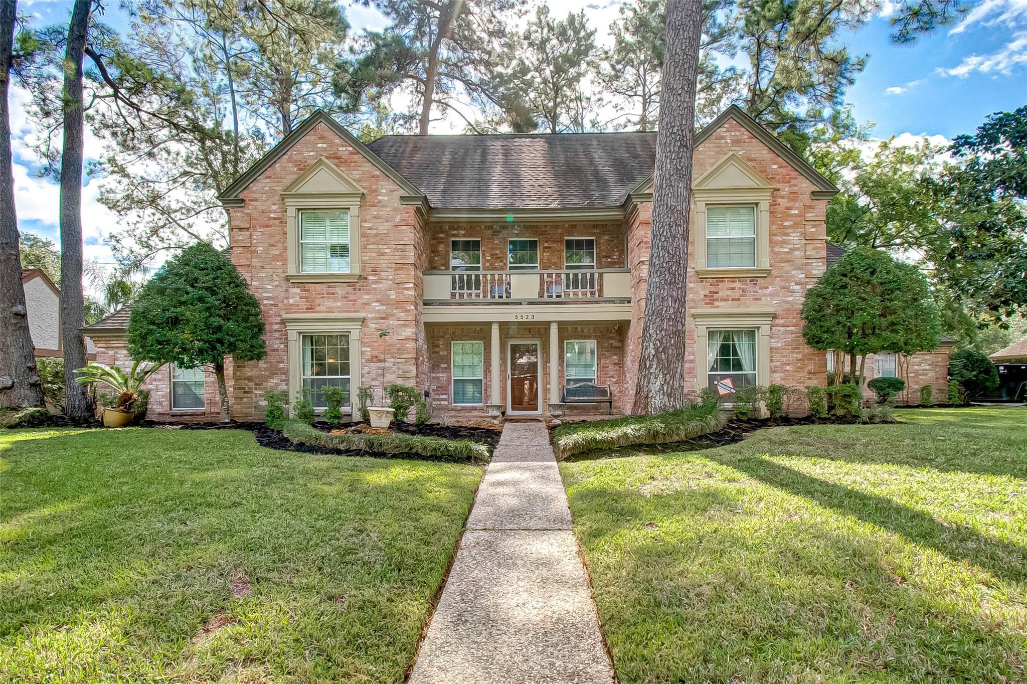 5523 Havenwoods Drive Property Photo - Houston, TX real estate listing