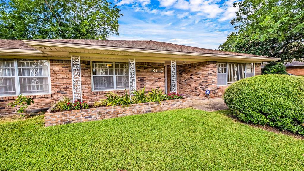 8114 Glencrest Street Property Photo - Houston, TX real estate listing