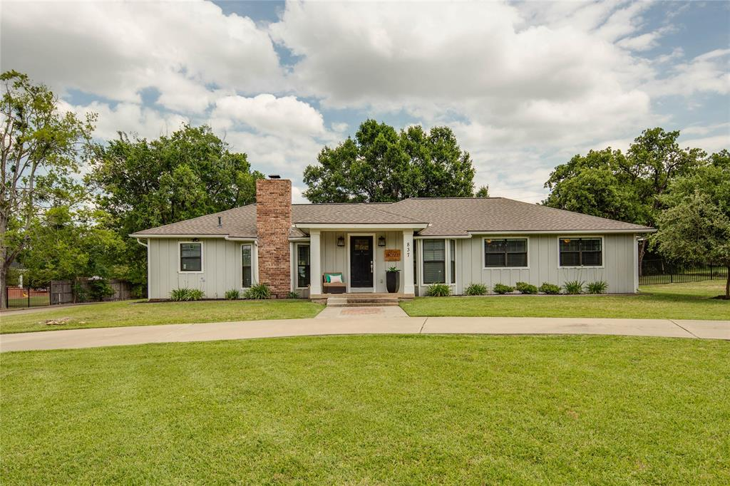 837 S Rosemary Drive Property Photo - Bryan, TX real estate listing