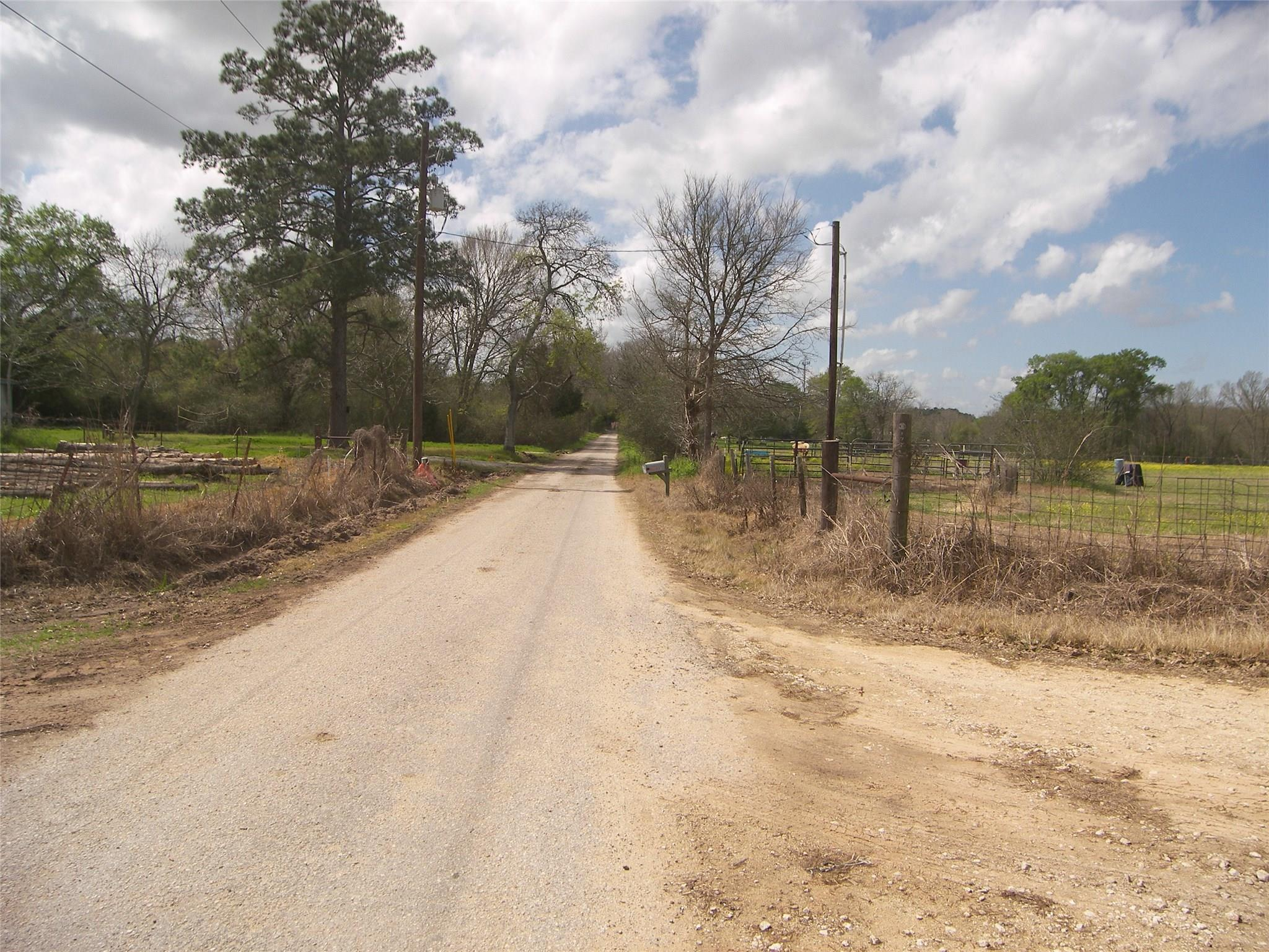 8887 Cemetery Road Property Photo - Plantersville, TX real estate listing