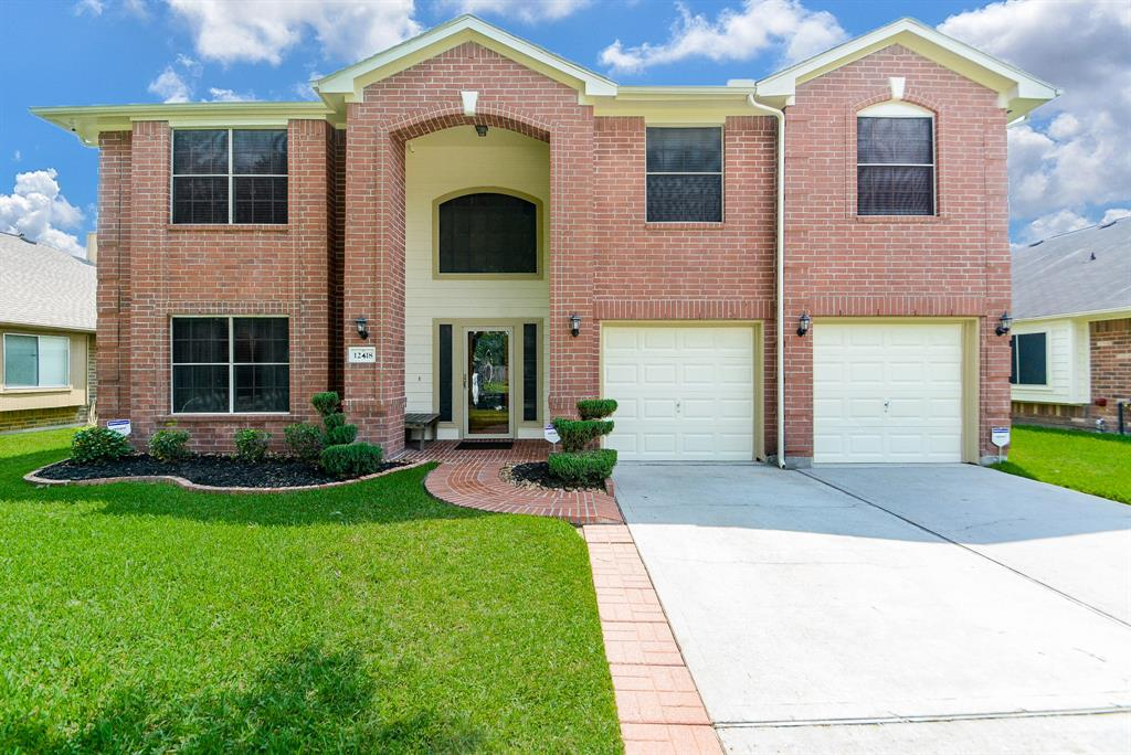 12418 Berry Laurel Lane Property Photo - Houston, TX real estate listing