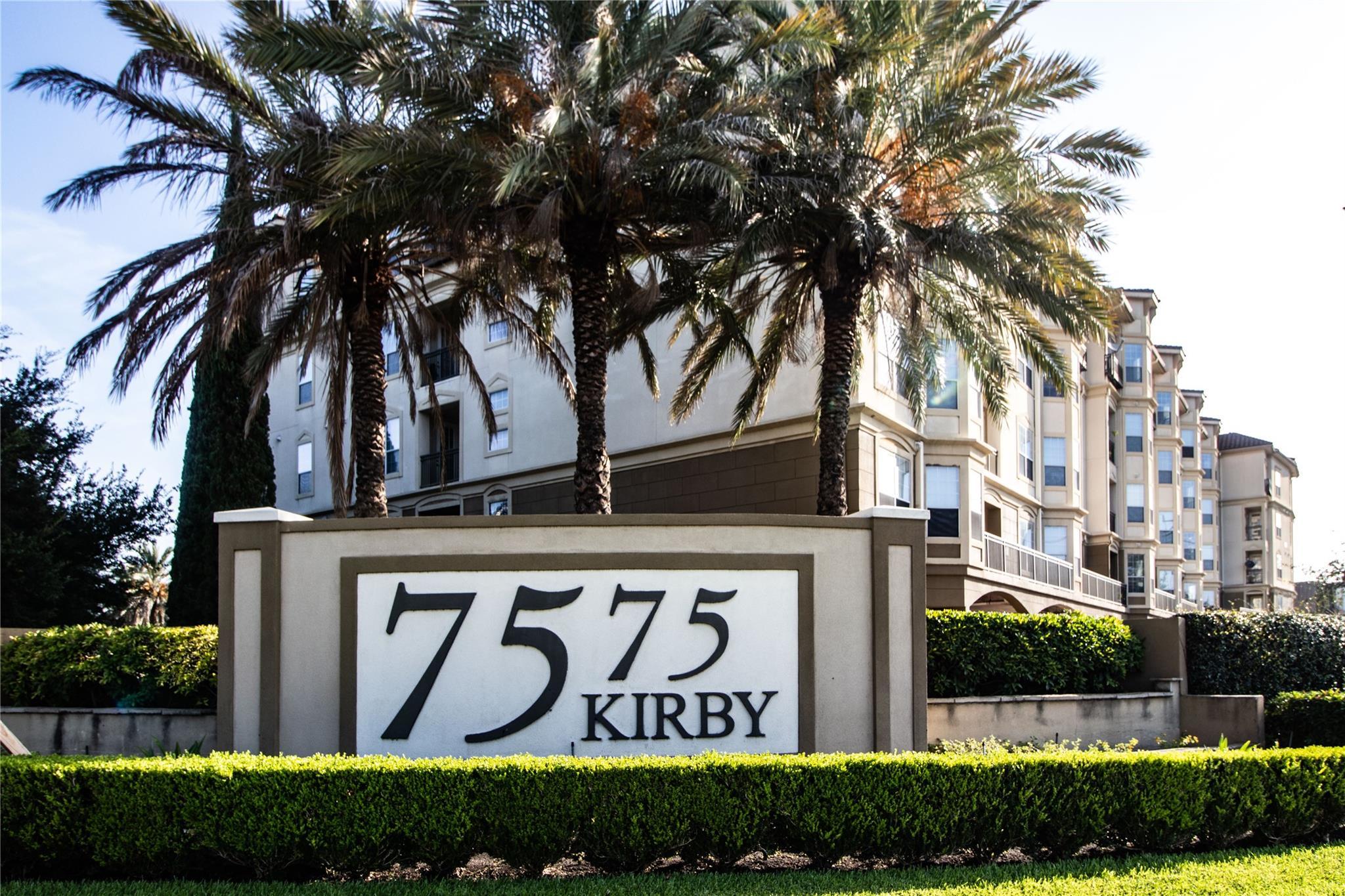 7575 Kirby Condo Real Estate Listings Main Image