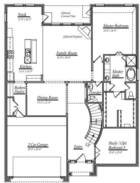 4534 Buentello Drive Property Photo - Katy, TX real estate listing