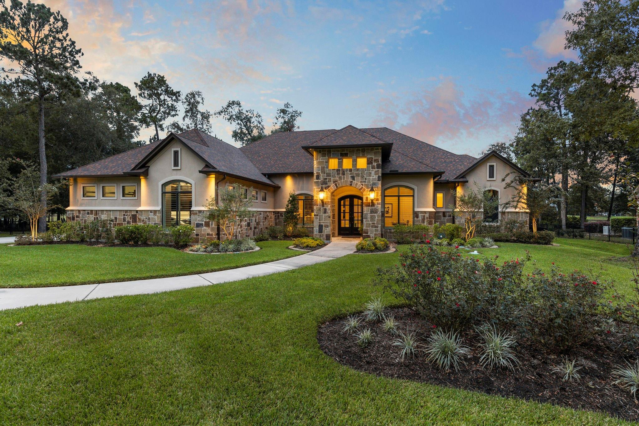 3222 W Benders Landing Boulevard Property Photo - Spring, TX real estate listing