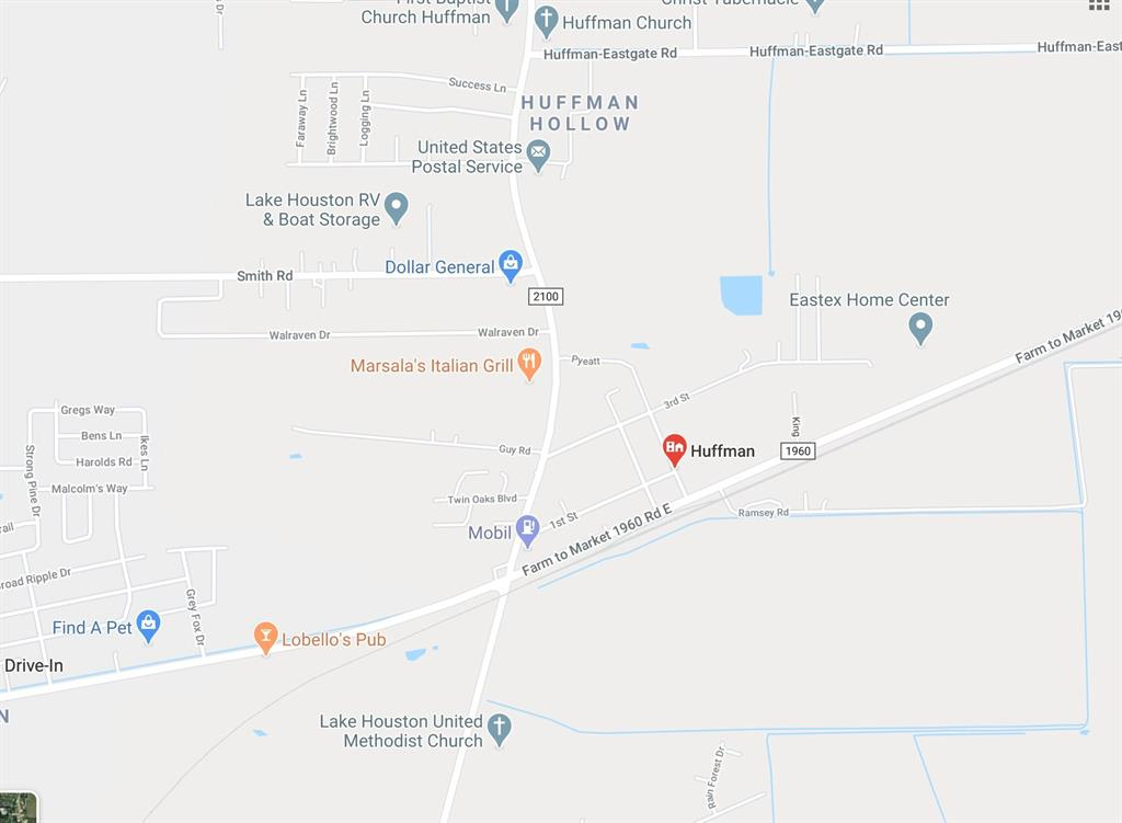 0000 Fm 1960 RD East Road E, Huffman, TX 77336 - Huffman, TX real estate listing