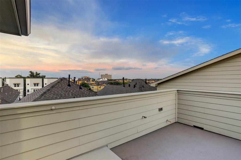 2905 Gillespie Street #C Property Photo - Houston, TX real estate listing
