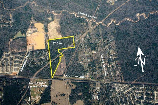 0 Fox Hollow Bv Property Photo - Spring, TX real estate listing