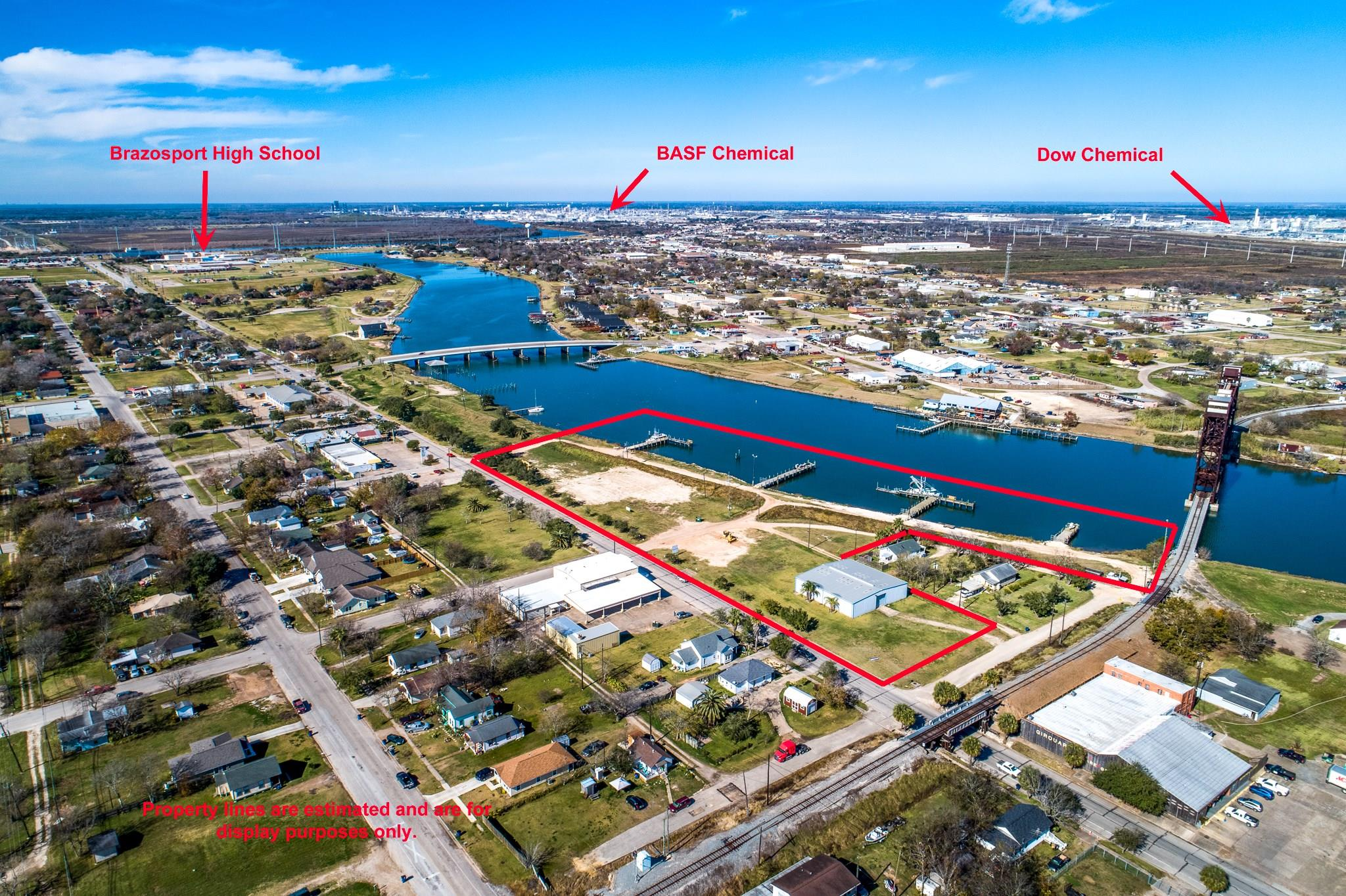 710 W 2nd Street Property Photo - Freeport, TX real estate listing