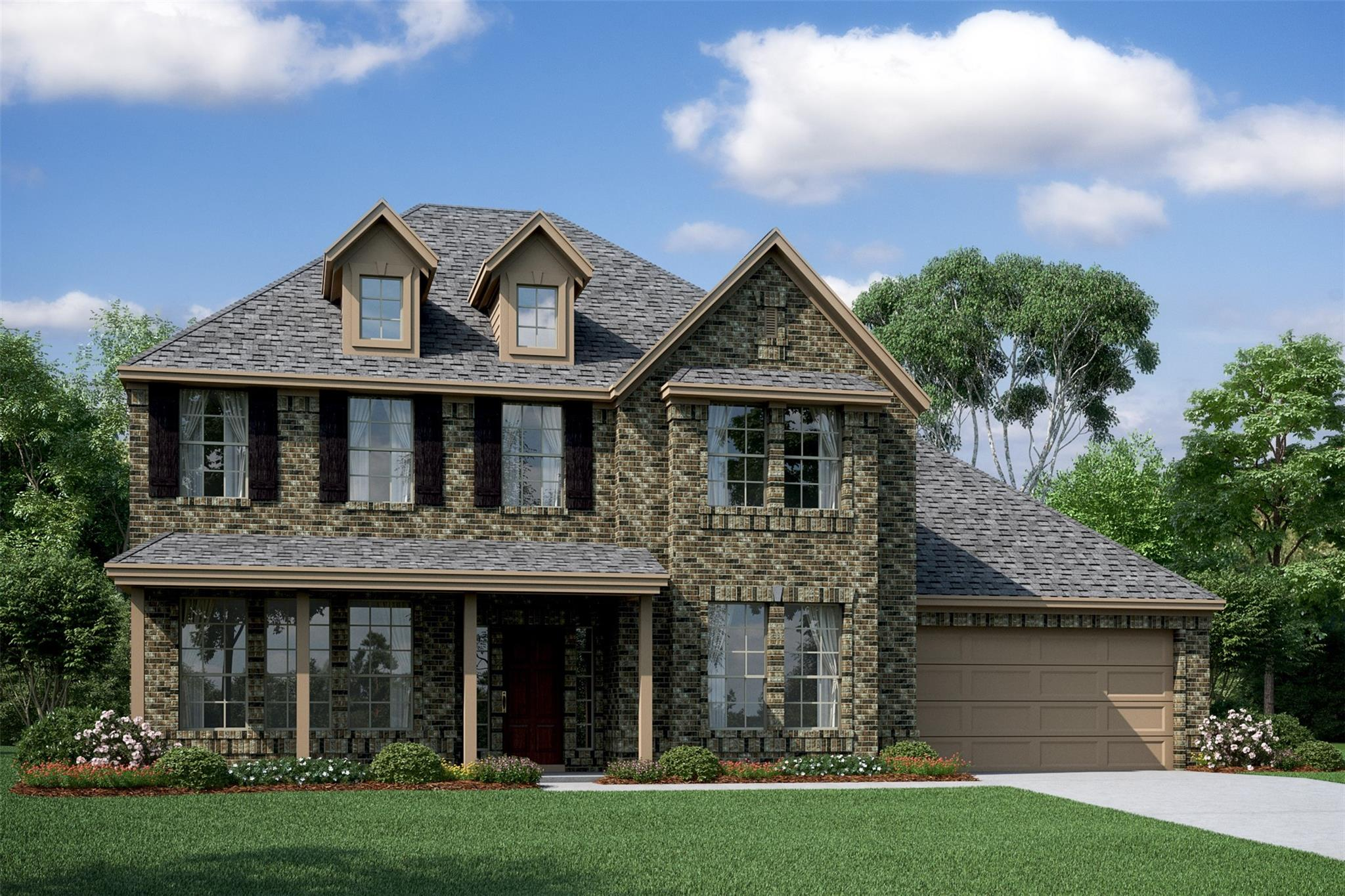 9827 Colonial Downs Drive Property Photo - Mont Belvieu, TX real estate listing