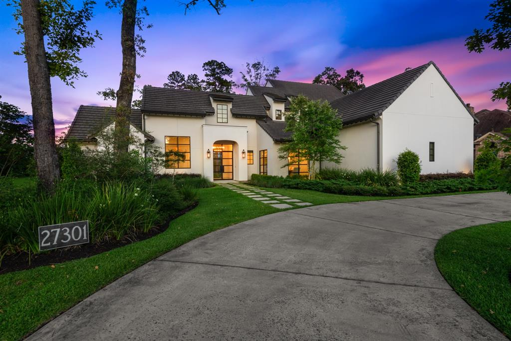 27301 S Lazy Meadow Way Property Photo - Spring, TX real estate listing