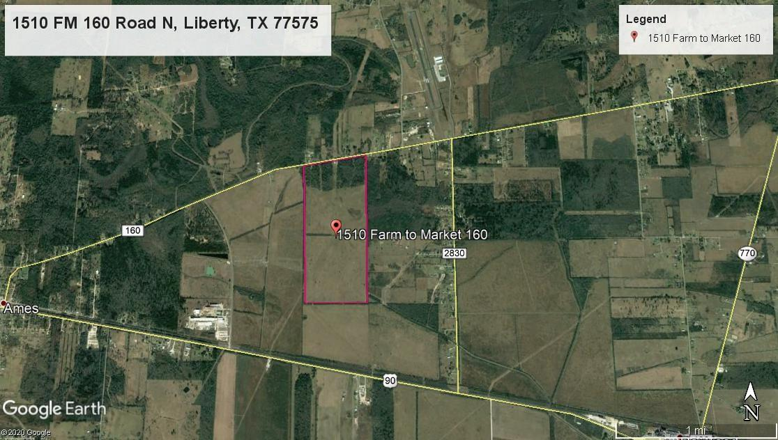 1510 Fm 160 Road N Property Photo - Liberty, TX real estate listing