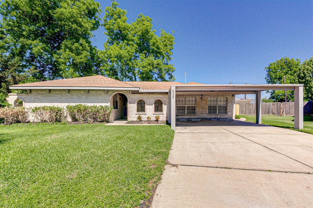 638 Rocky Mountain Drive Property Photo - Houston, TX real estate listing