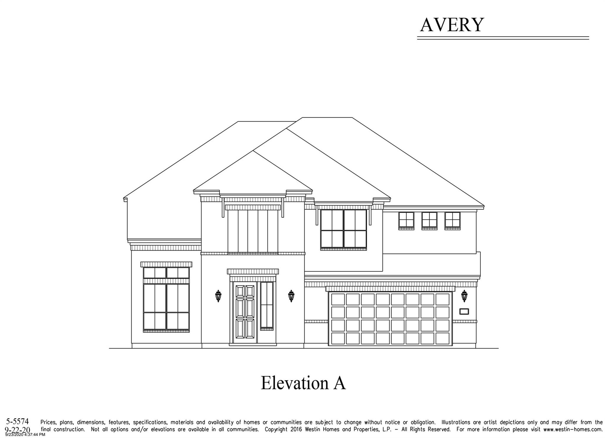 23692 Crossworth Drive Property Photo 1