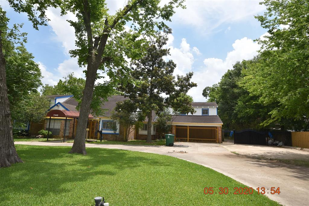 7445 Wanda Lane Property Photo - Houston, TX real estate listing