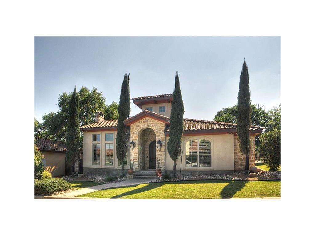 1102 Tuscan Ridge Property Photo - New Braunfels, TX real estate listing