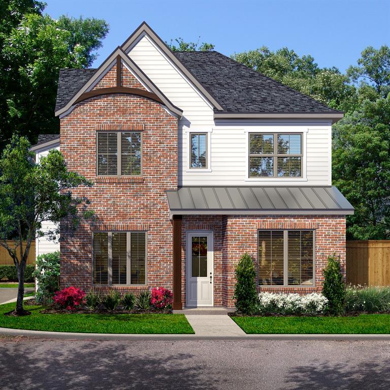 8803 Hollywood Garden Lane Property Photo - Houston, TX real estate listing