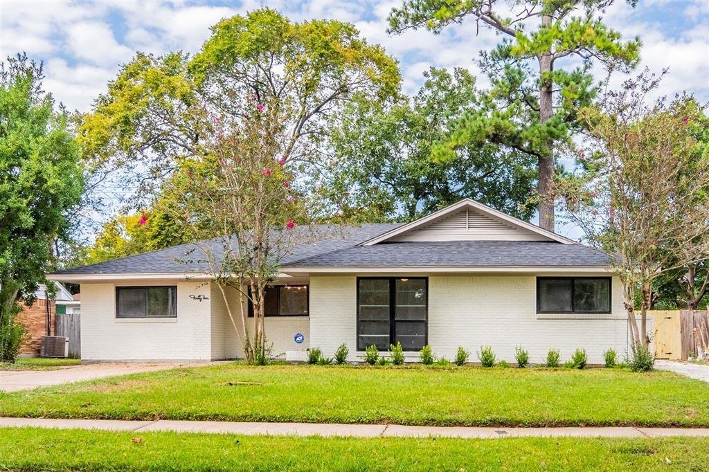 4010 Marlborough Drive Property Photo - Houston, TX real estate listing