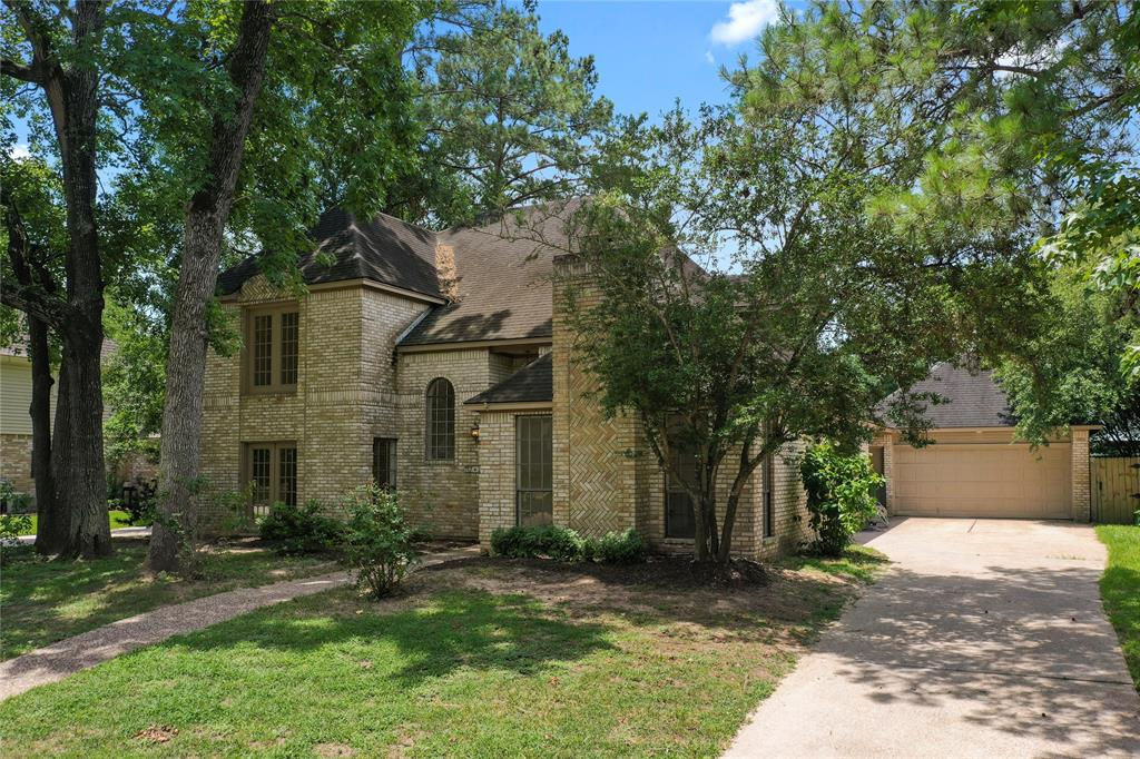 17411 Ponderosa Pines Drive Property Photo - Houston, TX real estate listing