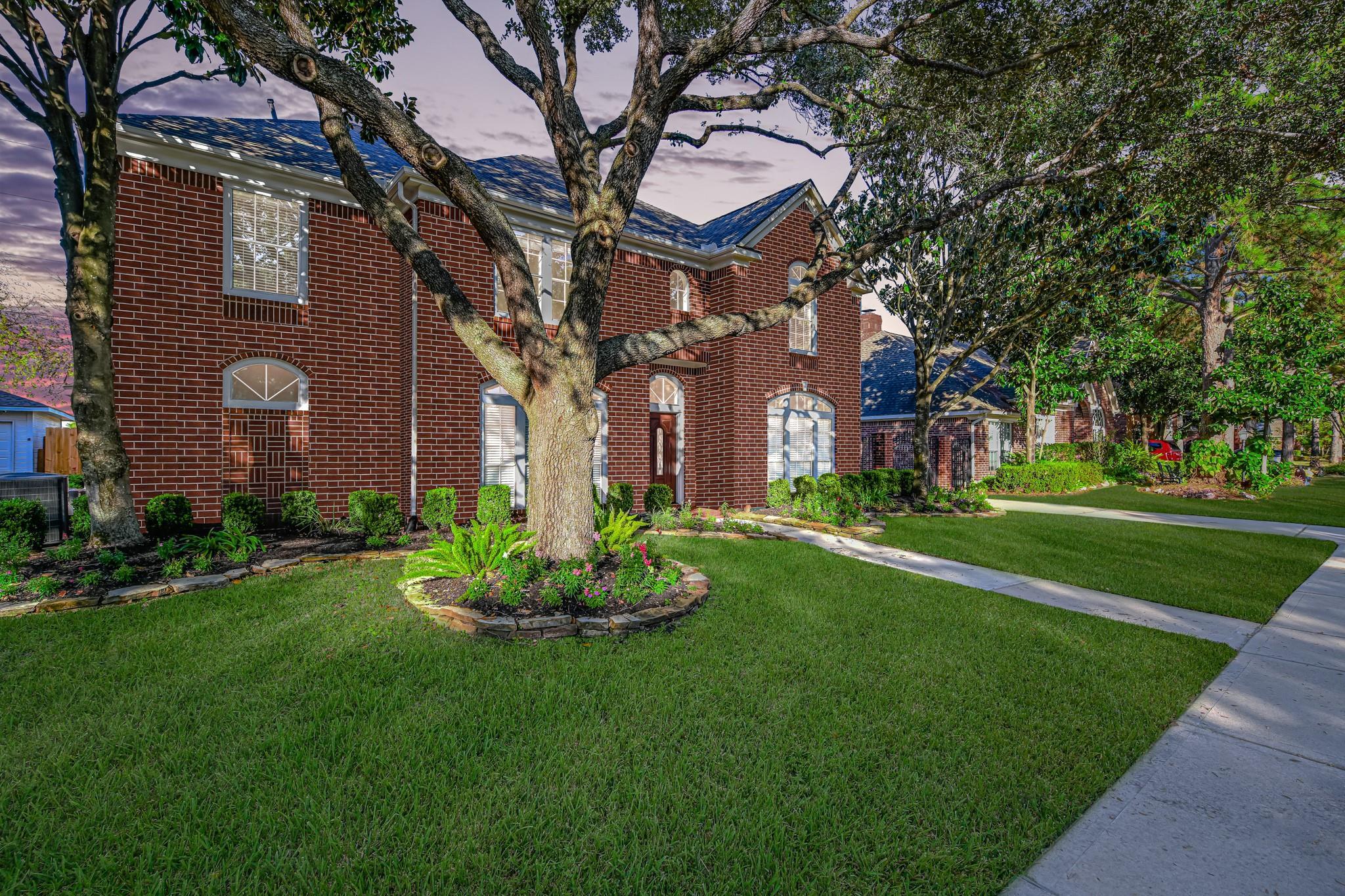 13106 Dogwood Blossom Trail Property Photo - Houston, TX real estate listing