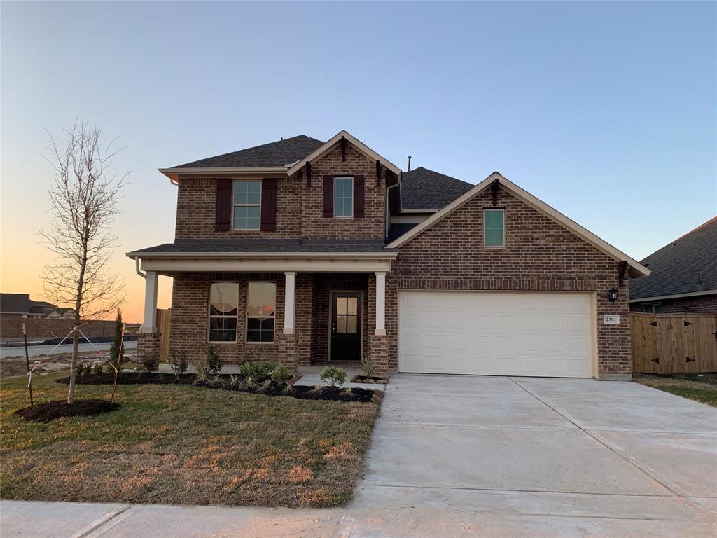 2501 Bay Rose Drive, La Marque, TX 77568 - La Marque, TX real estate listing