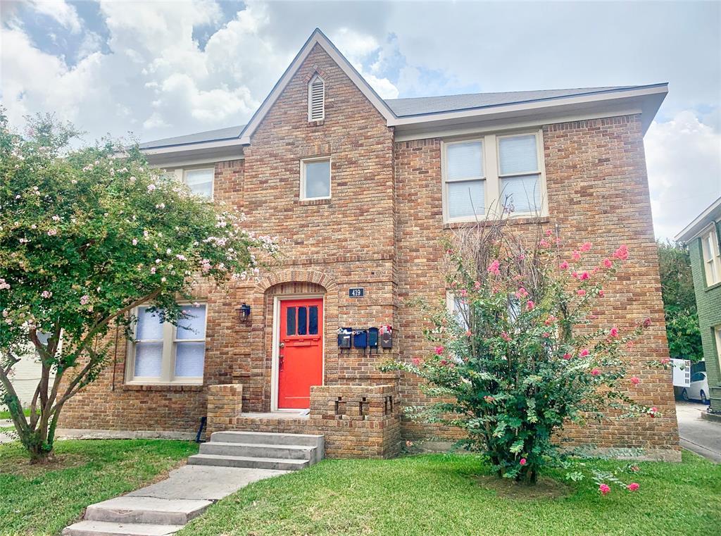 419 W Polk Street #2 Property Photo - Houston, TX real estate listing