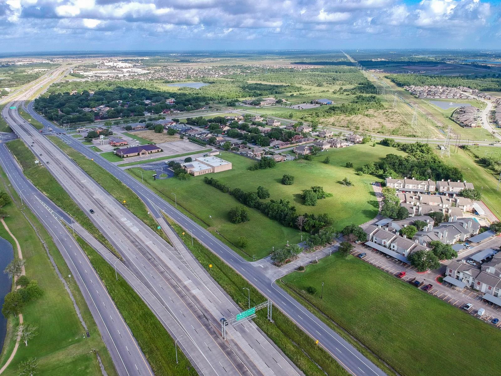 7720 Emmett F Lowry Expressway Property Photo - Texas City, TX real estate listing