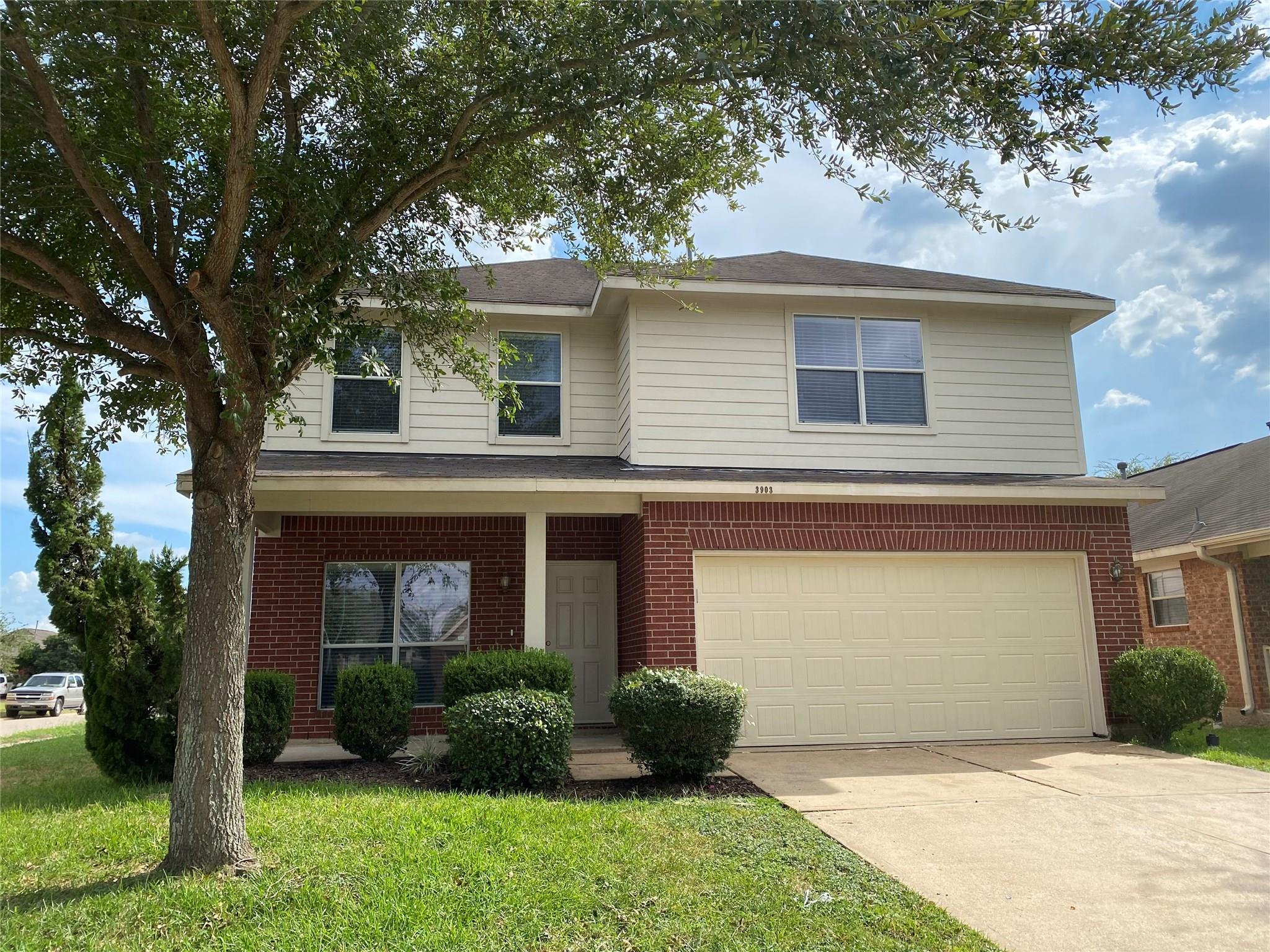 3903 Aurora Mist Lane Property Photo - Houston, TX real estate listing
