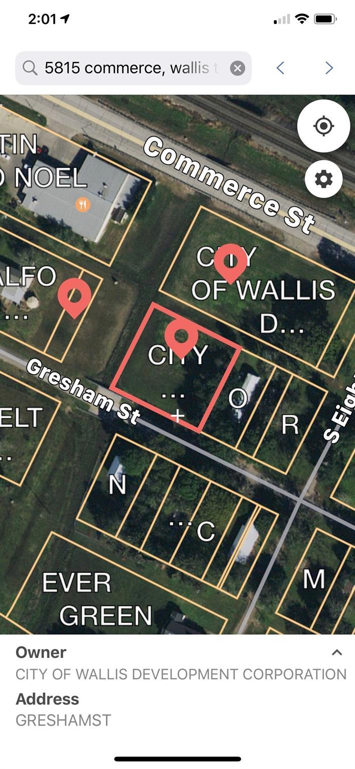 5815 Commerce Street Property Photo - Wallis, TX real estate listing