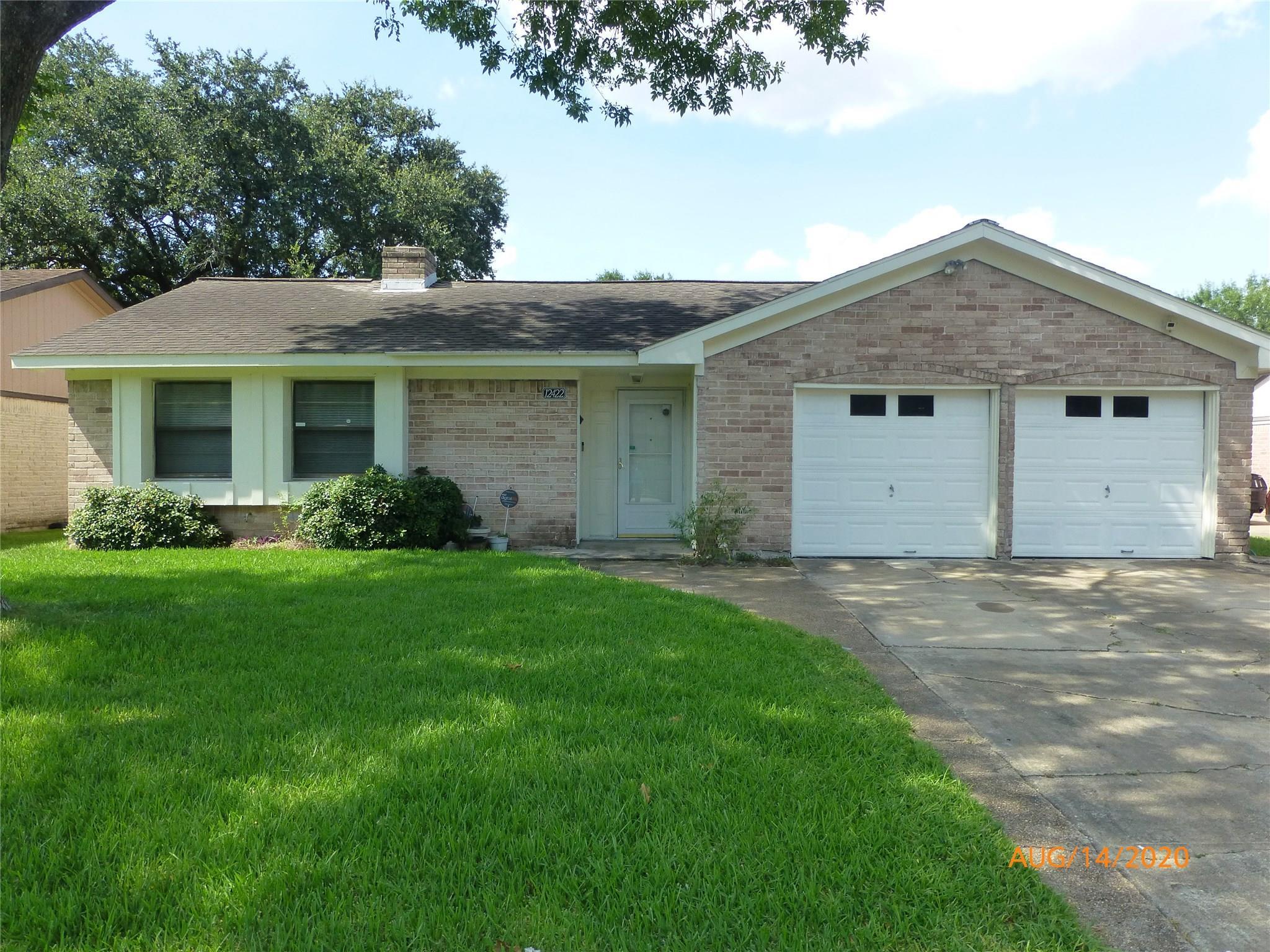 12422 Shannon Hills Drive Property Photo - Houston, TX real estate listing