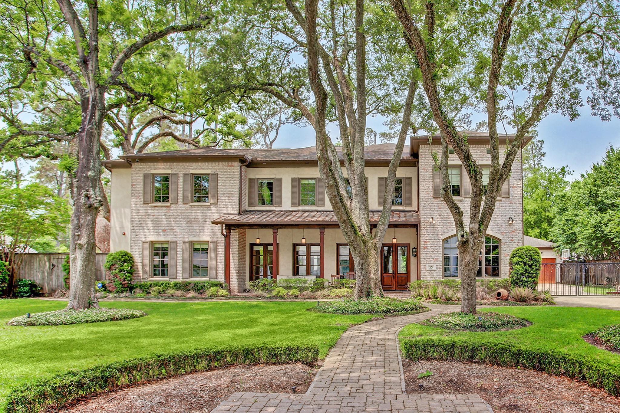 331 Chapel Belle Lane Property Photo - Bunker Hill Village, TX real estate listing