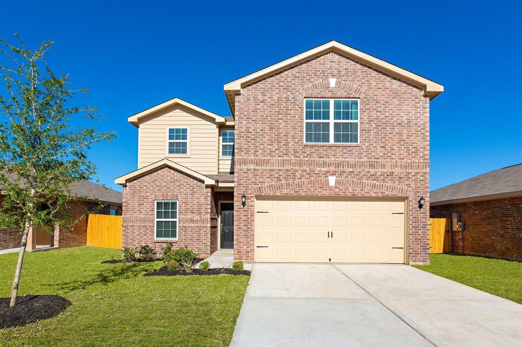 1082 Mule Ridge Drive Property Photo - Katy, TX real estate listing