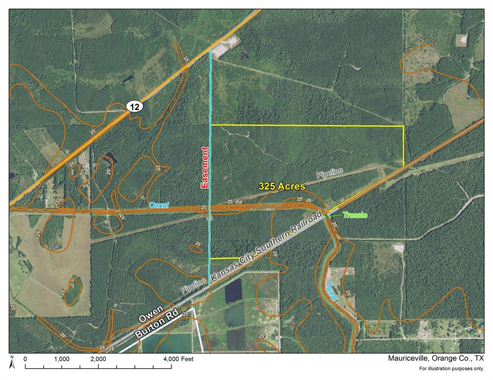 0 Off Hwy 12, Mauriceville, TX 77632 - Mauriceville, TX real estate listing