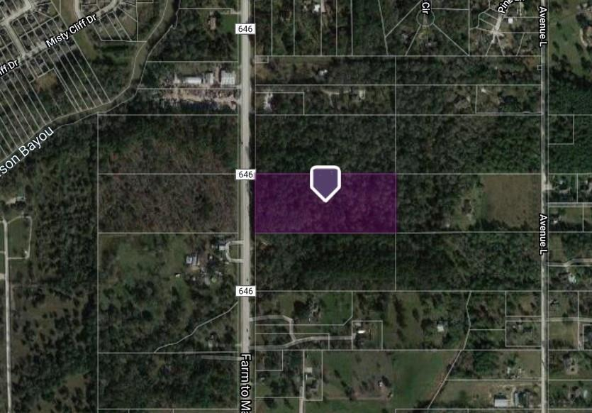 Lot 146 FM 646 Property Photo - Dickinson, TX real estate listing