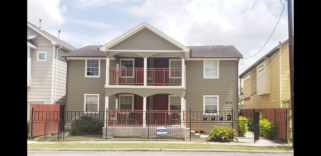 4409 Hershe Street #4 Property Photo - Houston, TX real estate listing