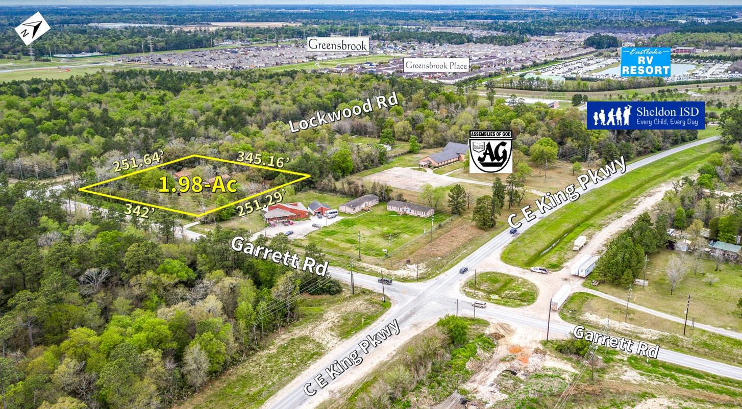 12315 Garrett Road Property Photo - Houston, TX real estate listing