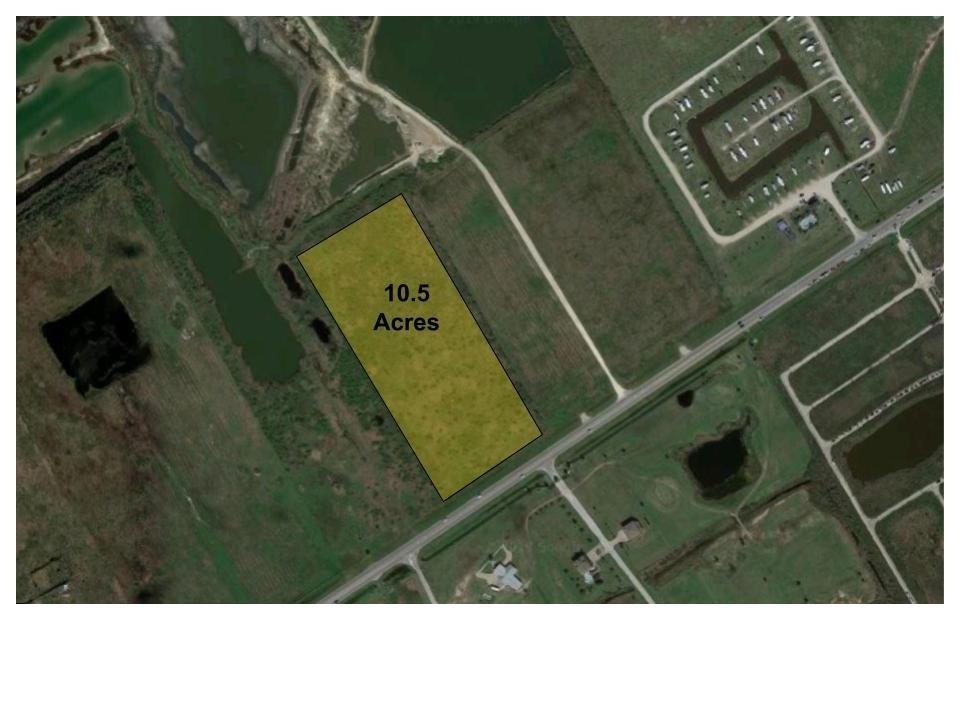 0 US 87 Highway Property Photo - Crystal Beach, TX real estate listing