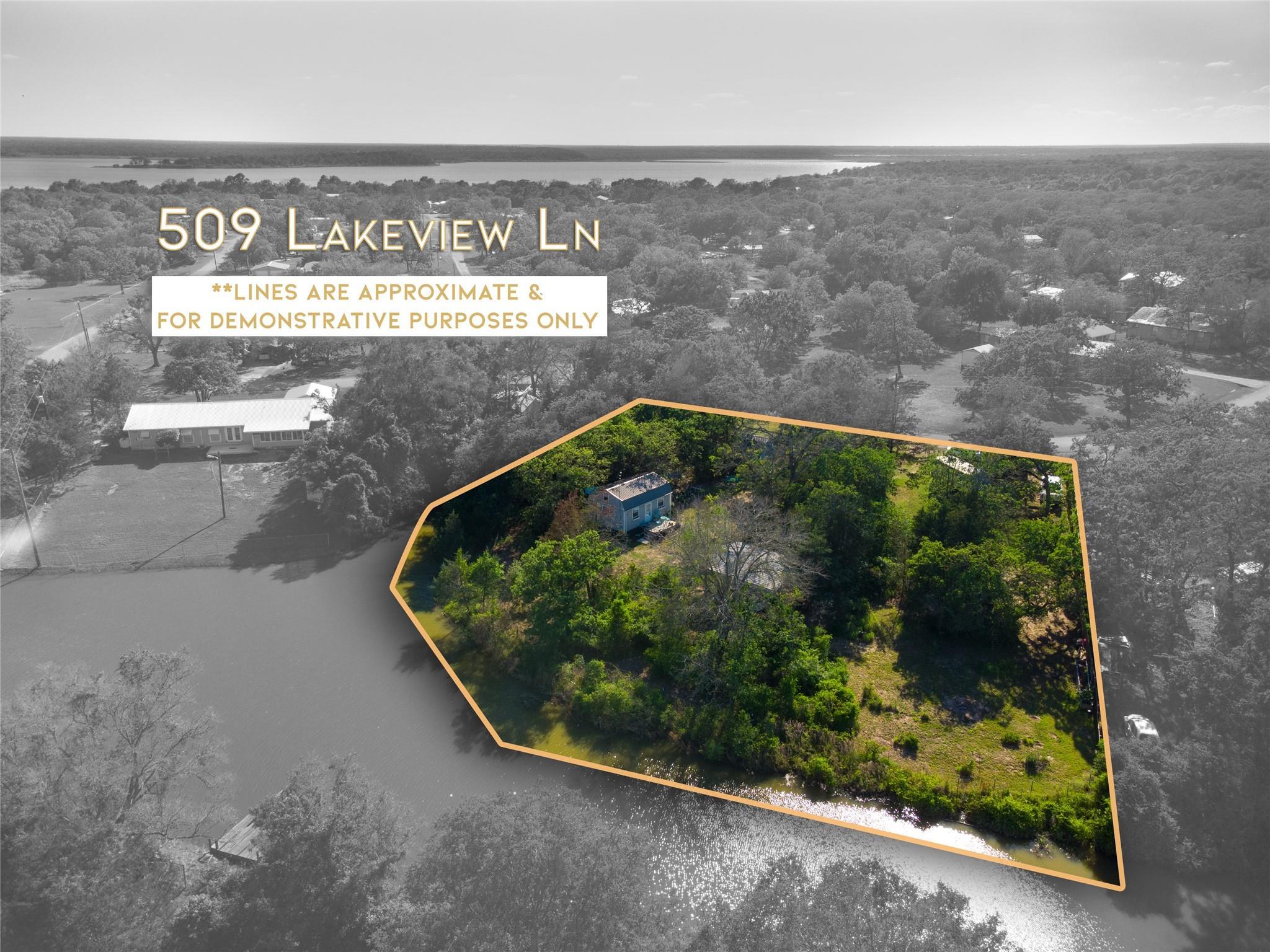 509 Lakeview Lane Property Photo