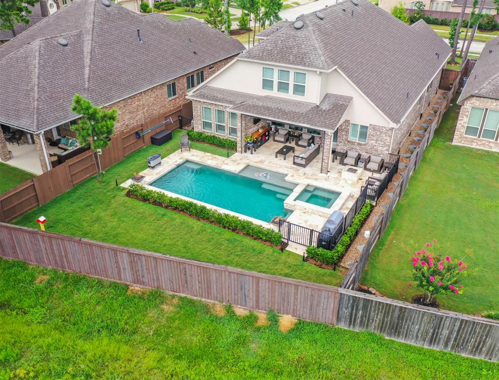 17619 Cook Forest Drive Property Photo - Humble, TX real estate listing