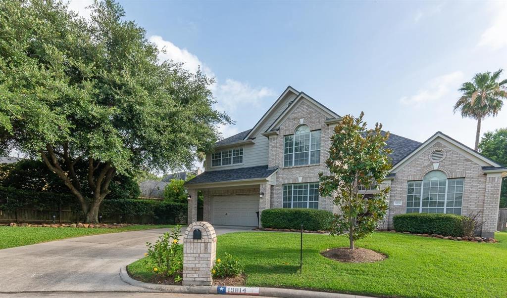 19814 Clear Glen Drive Drive Property Photo - Humble, TX real estate listing