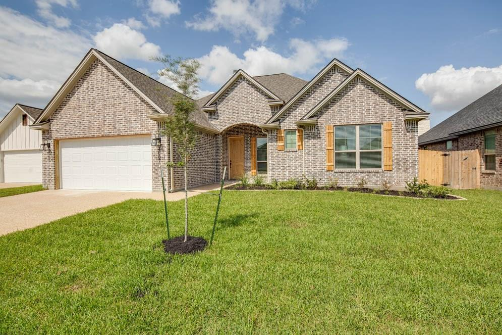 4007 High Creek Court, College Station, TX 77845 - College Station, TX real estate listing